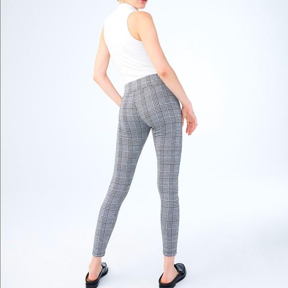 Aeropostale XS houndstooth leggings
